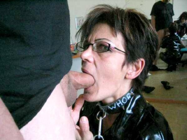 baisee en collants